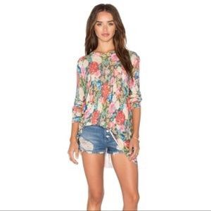 Wildfox Rosie Tunic or Dress in Flower Delivery